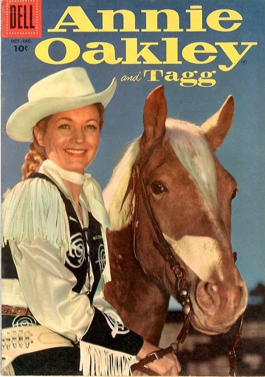 Annie Oakley & Tagg - Primary