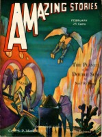 Amazing Stories  Vol 6   Pulp - Primary
