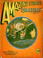 Amazing Stories Quarterly Vol 2  Pulp - Primary