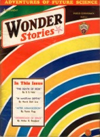 Wonder Stories  Vol 4   Pulp - Primary