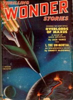 Thrilling Wonder Stories  Vol 37 - Primary
