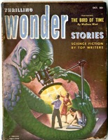 Thrilling Wonder Stories Vol 41  Pulp - Primary