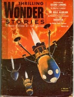 Thrilling Wonder Stories  Vol 43  Pulp - Primary