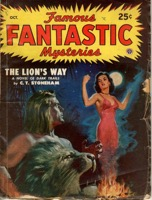 Famous Fantastic Mysteries Vol 10 - Primary