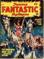 Famous Fantastic Mysteries  Vol 9 - Primary