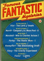 Famous Fantastic Mysteries Vol 1 - Primary