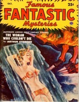 Famous Fantastic Mysteries  Vol 12 - Primary