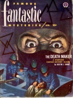 Famous Fantastic Mysteries Vol 13 - Primary
