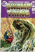 Swamp Thing - Primary