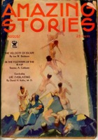 Amazing Stories  Vol 9  Pulp - Primary