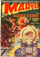 Marvel Science Stories - Primary