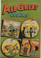 All Great Comics - Primary