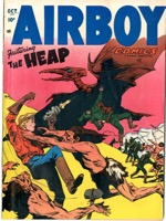 Airboy Vol 9 - Primary