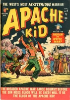 Apachie Kid - Primary