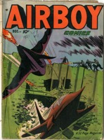 Airboy Vol 8 - Primary