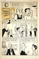 Around The World Archie #29 Pg. 10 - Primary