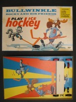 Bullwinkle, Rocky, & His Friends Play Ice Hockey  - Primary