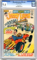 Adventures Of Jerry Lewis - Primary