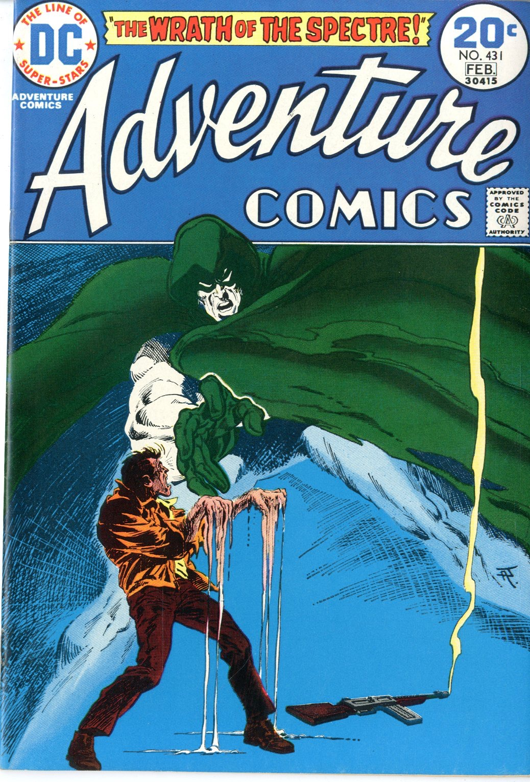 Adventure Comics - Primary