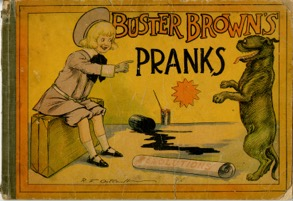 Buster Brown's Pranks - Primary