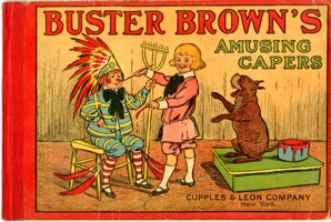 Buster Brown's Amusing Capers - Primary