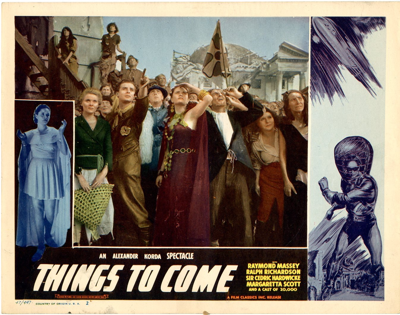 Things To Come R-1947 - 1315