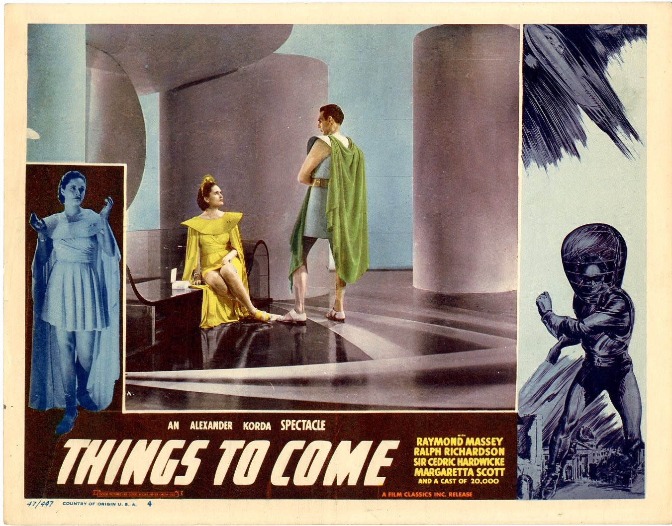 Things To Come R-1947 - 1317