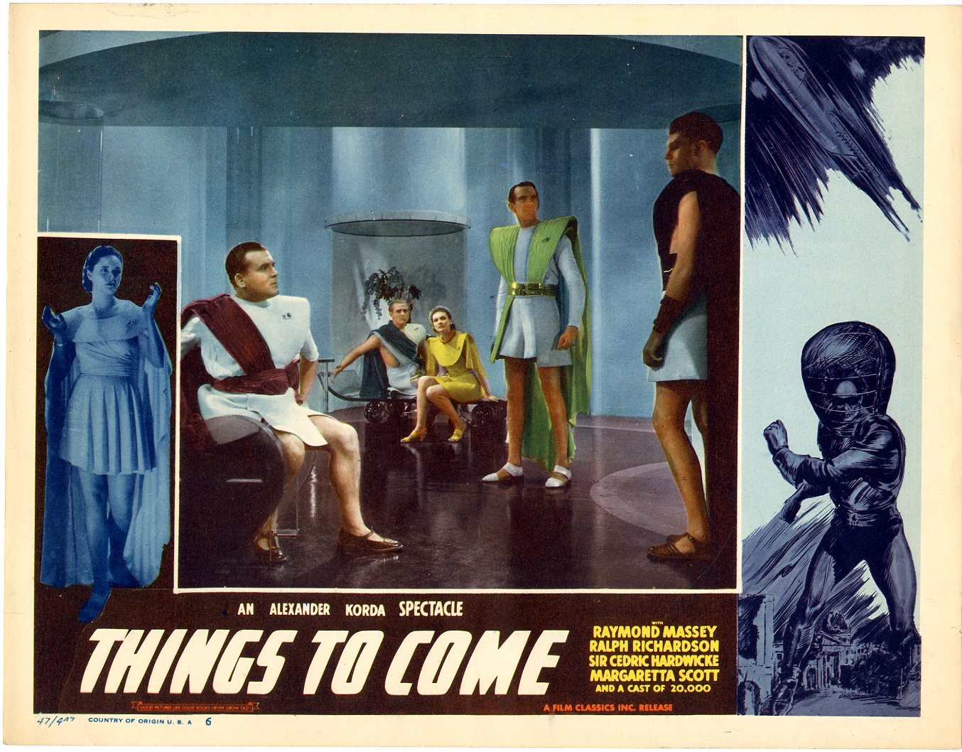 Things To Come R-1947 - 1319