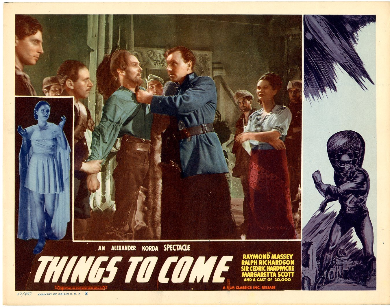 Things To Come R-1947 - 1321