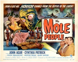 Mole People 1956 - Primary