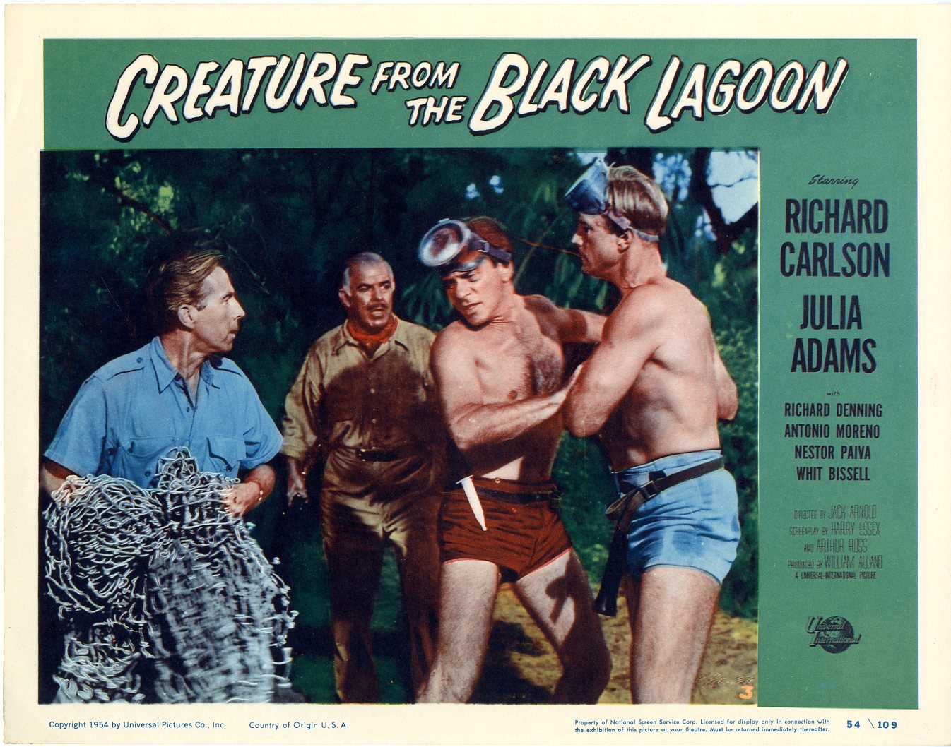 Creature From The Black Lagoon 1954 - 822