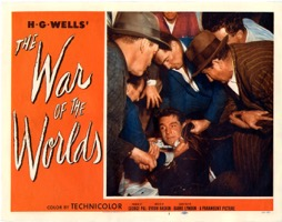 War Of The Worlds 1953 - Primary