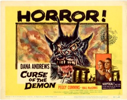 Curse Of The Demon 1957 - Primary