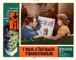 I Was A Teenage Frankenstein 1957 - Primary