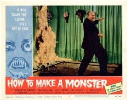 How To Make A Monster 1958 - Primary