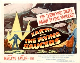 Earth Vs. The Flying Saucers 1956 - Primary