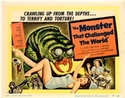 Monster That Challenged The World 1957 - Primary