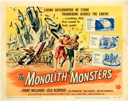 Monolith Monsters 1957 - Primary