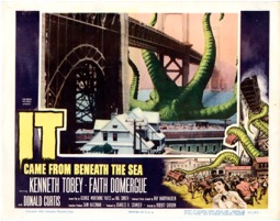 It Came From Beneath The Sea 1955 - Primary