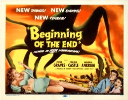 Beginning Of The End 1957 - Primary