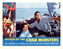 Attack Of The Crab Monsters 1957 - Primary