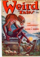 Weird Tales   11/49   Pulp - Primary
