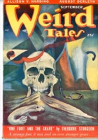 Weird Tales   Pulp  September 1949 - Primary