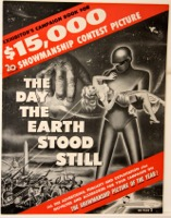 The Day Earth Stood Still 1951 - Primary