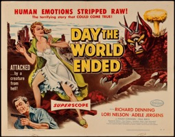 Day The World Ended 1956 - Primary