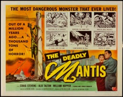Deadly Mantis 1957 - Primary