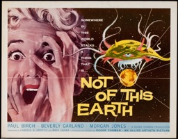 Not Of This Earth 1957 - Primary