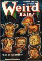 Weird Tales  11/46   Pulp - Primary