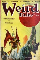 Weird Tales  11/48   Pulp - Primary