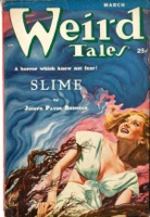 Weird Tales  March 1953  Pulp - Primary